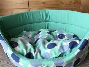 犬夏用ベッド