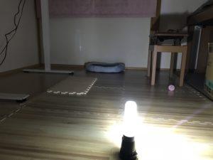 コストコ懐中電灯ランタン