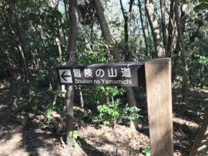 冒険の山道