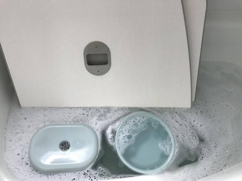 お風呂場オキシクリーン