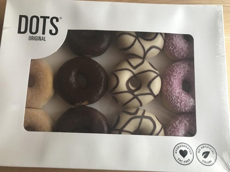 DOTS ORIGINALのドーナツ
