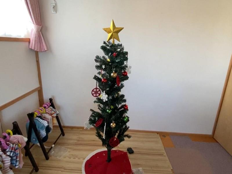 ニトリクリスマスツリー